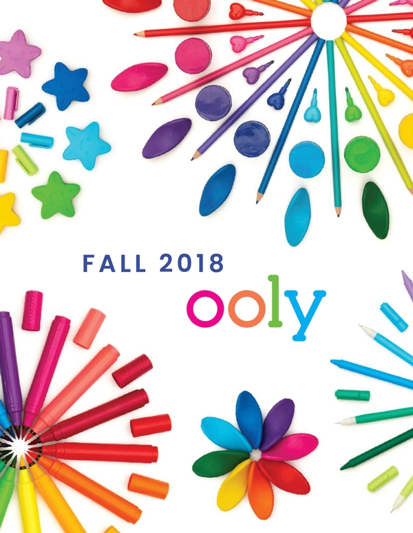 ooly 2018 Catalog