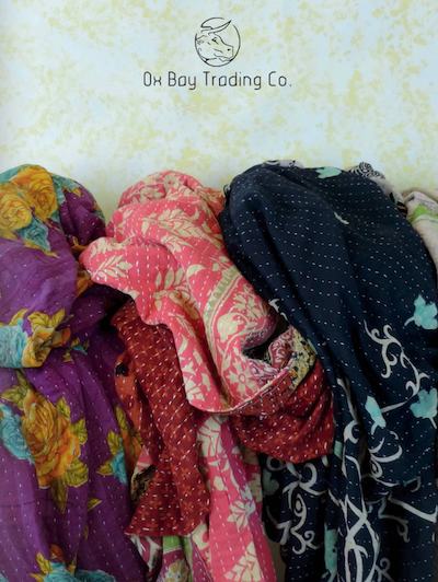 Ox Bay Trading Co. Catalog 2020