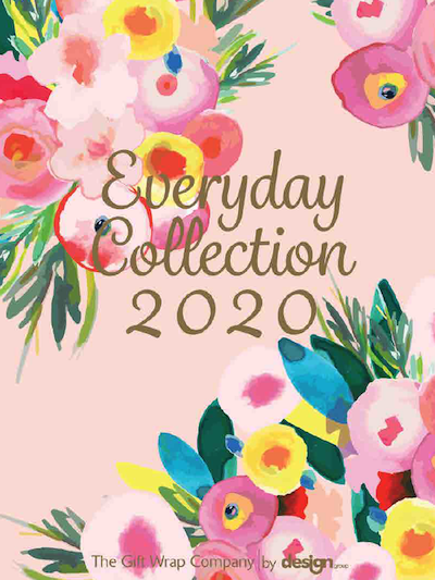 Gift Wrap Company Everyday Catalog 2020