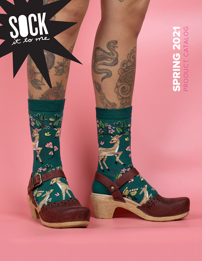 Sock it to Me 2021 Catalog