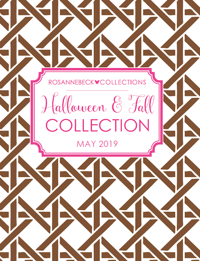Rosanne Beck Collections RBC Halloween & Fall Collection 2019