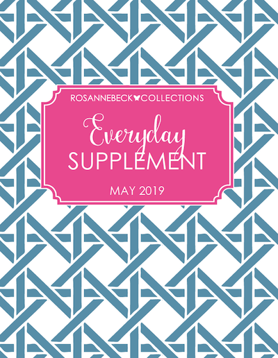 Rosanne Beck Collections Everyday Supplement 2019