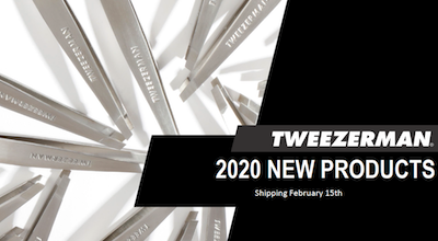 Tweezerman STUDIO 2020 New Products