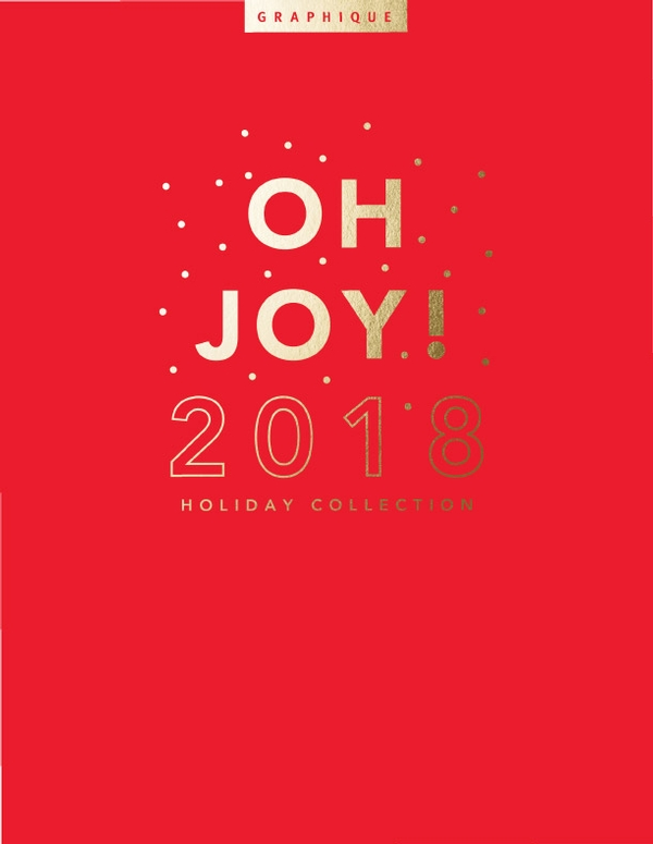 Graphique 2018 Holiday