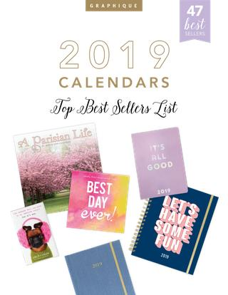 Graphique Calendar Best-Sellers