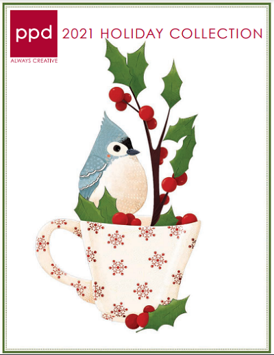 PPD Paperproducts Design Holiday Collection 2021