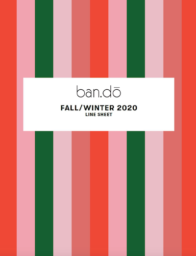 ban.do Fall / Winter 2020