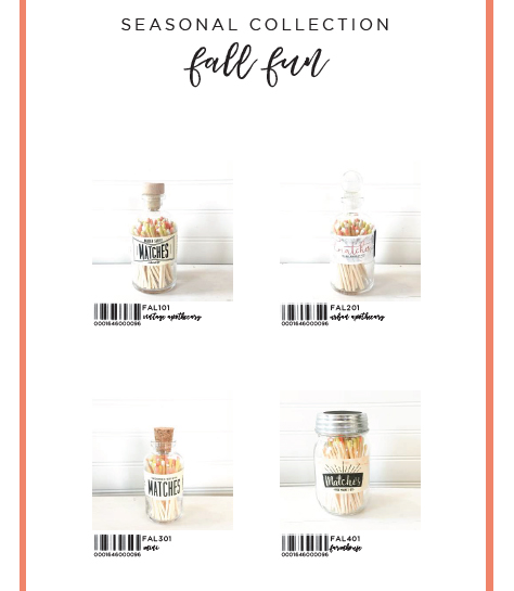 Made Market Co. Fall Fun Seasonal Catalog 2018