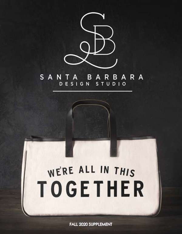 Santa Barbara Design Studio Fall 2020 Catalog