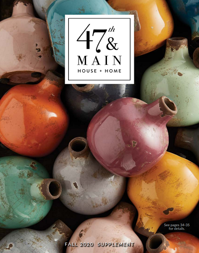 47th & Main Fall 2020 Catalog