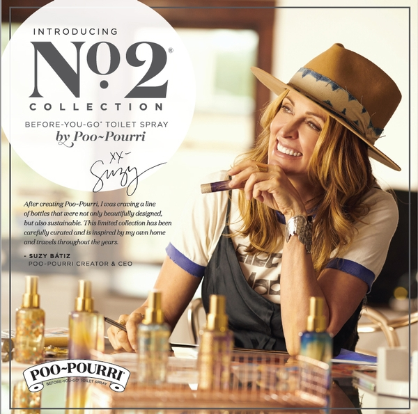 Poo-Pourri No. 2 COLLECTION
