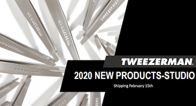 Tweezerman 2020 STUDIO New Products