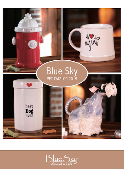 Blue Sky Pet Catalog 2019