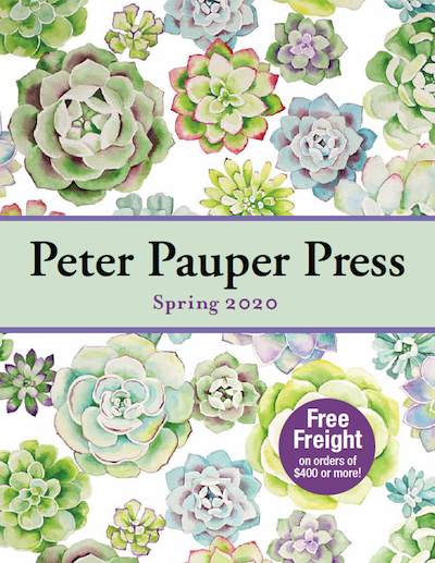Peter Pauper Press Spring 2020