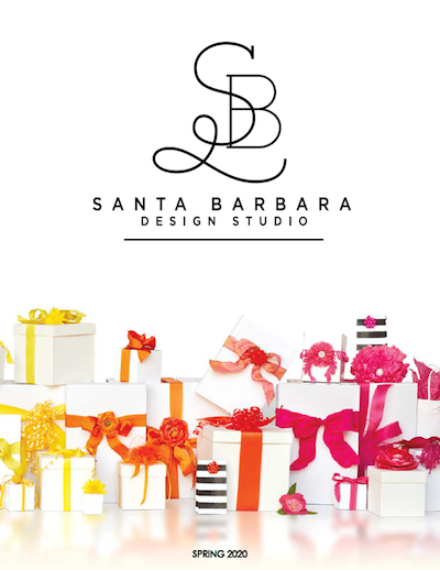 Santa Barbara Design Studio Spring 2020 Catalog