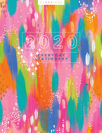 Graphique de France 2020 Stationery & Holiday