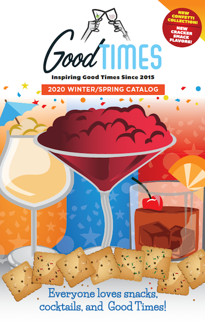 Good Times Winter / Spring 2020 Catalog