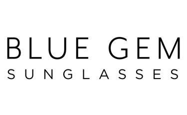 Blue Gem Sunglasses