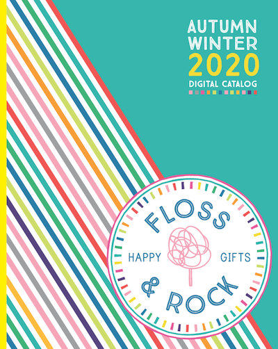 Floss and Rock Autumn/Winter 2020 Catalog
