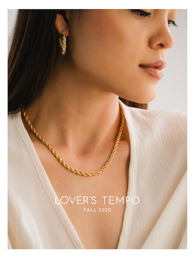 Lover's Tempo Design Inc. Fall 2020 Catalog