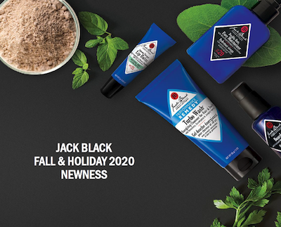 Jack Black Fall / Holiday 2020 Newness