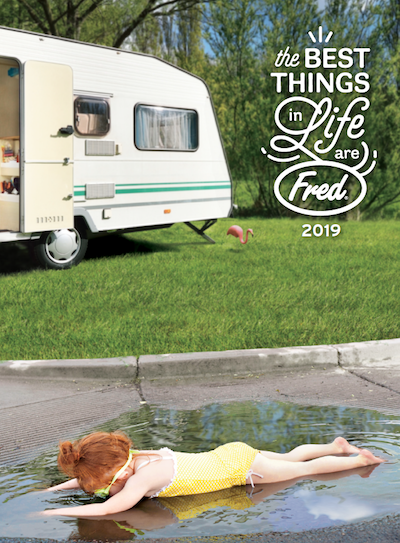 Fred 2019 Catalog