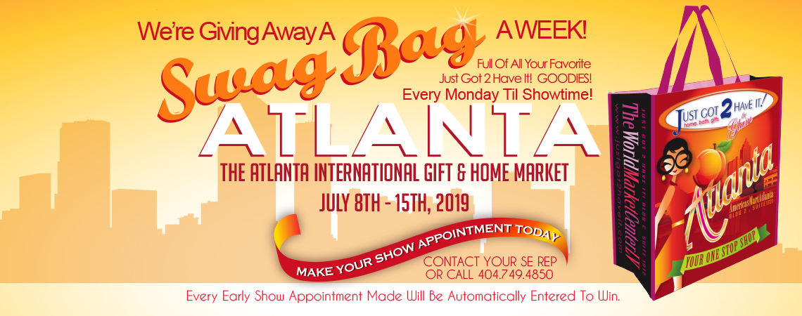 Join Us for the Atlanta Market
