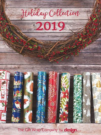 Gift Wrap Company Holiday Collection 2019