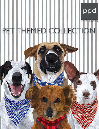 PPD Paperproducts Design Pet Themed Collection
