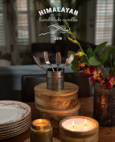 Himalayan Candles 2019 Catalog