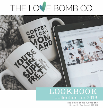 Love Bomb Co. LOOKBOOK COLLECTION 2019