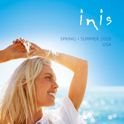 Inis the Energy of the Sea Inis Spring 2020 Catalog USA
