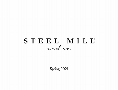 Lifeguard Press Steel Mill & Co Spring 2021 Lookbook