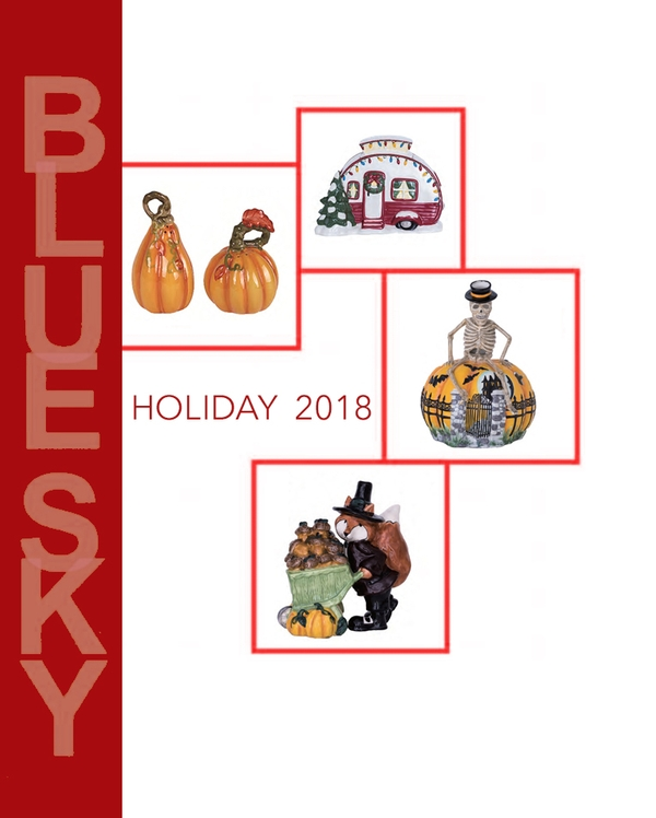 Blue Sky Holiday 2018