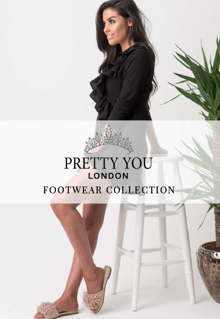 Pretty You London Footwear Collection