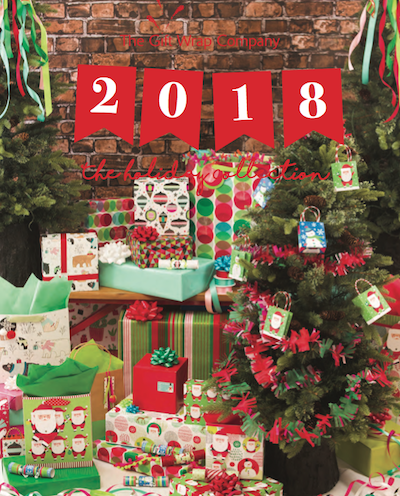 The Gift Wrap Company Holiday 2018