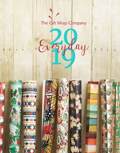 Gift Wrap Company Everyday 2019