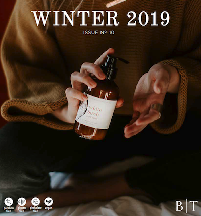 Broken Top Candle Company Winter 2019 Issue No. 10
