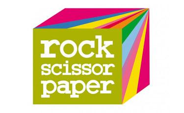 Rock Scissor Paper Greeting Card Special