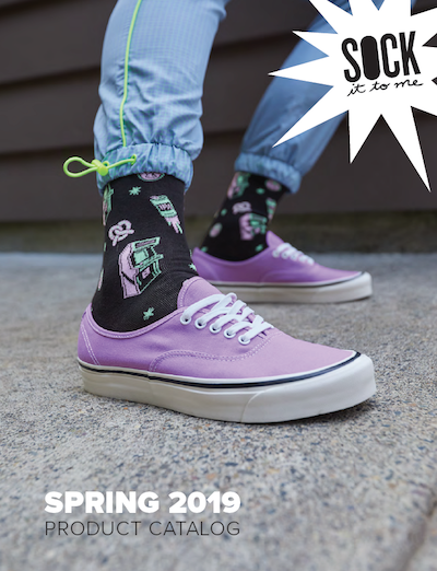 Sock it to Me Spring 2019