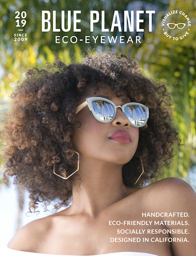 Blue Planet Eyewear 2019 Catalog