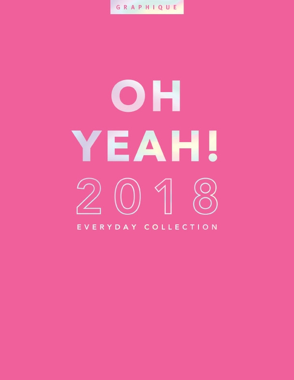 Graphique 2018 Everyday Collection