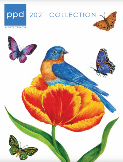 PPD Paperproducts Design Spring-Summer 2021 Catalog