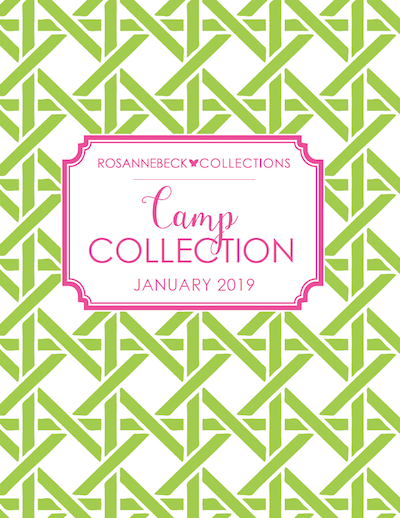 Rosanne Beck Collections Camp Collection 2019