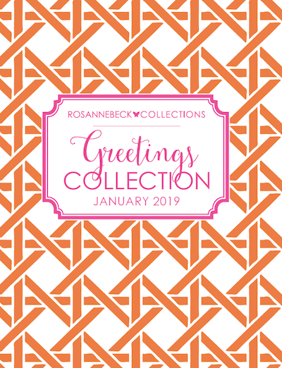 Rosanne Beck Collections Greetings Collection 2019