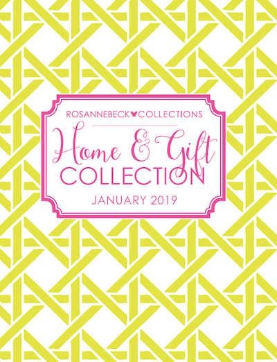 Rosanne Beck Collections Home & Gift Collection 2019