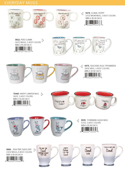Blue Sky Spectrum Mugs Supplement Fall 2019